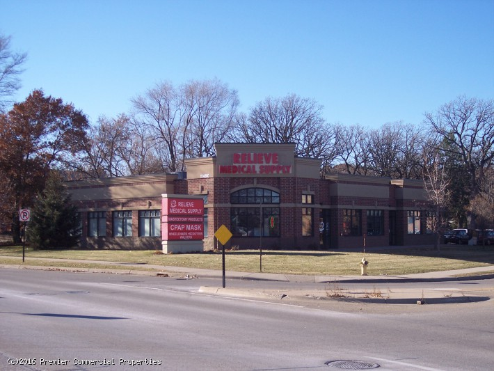 LEASED | Coon Rapids Office/Retail Space | MN | Hanson Blvd