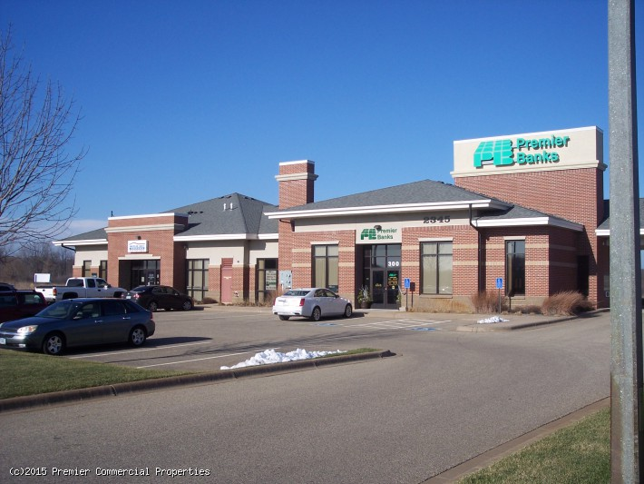 Professional Office Space |  Leased | Blaine