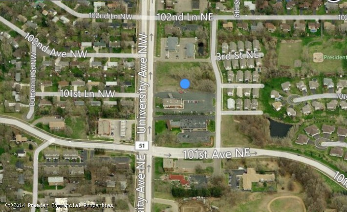 Blaine Land for Sale | MN | University Ave
