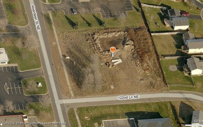 SOLD | Blaine Land for Sale | MN | Aberdeen St