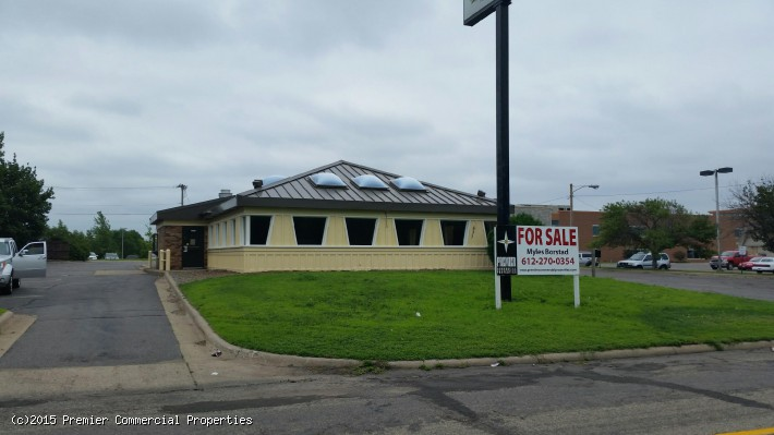 SOLD | Anoka Retail Building for Sale | MN | Highway 10 visibility