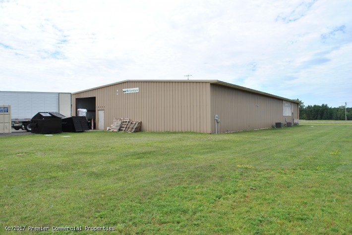 Ham Lake Showroom/Warehouse for Lease | MN | Highway 65
