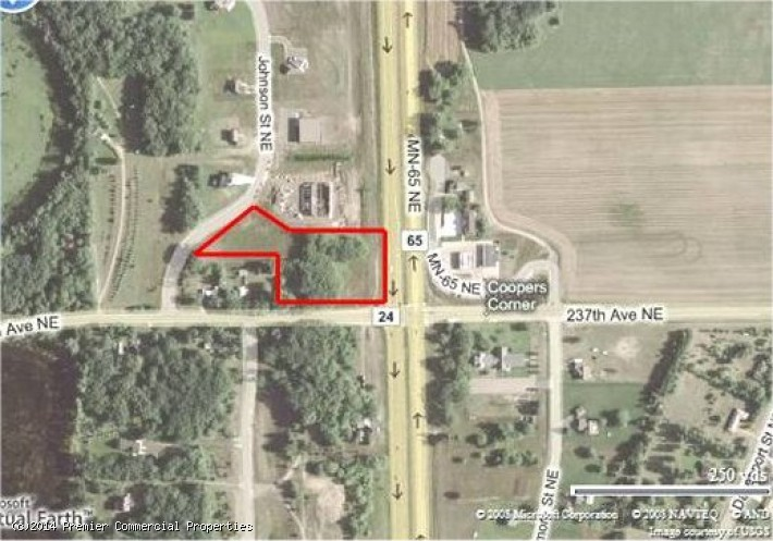 East Bethel Land for Sale | MN | 237th Ave & Highway 65