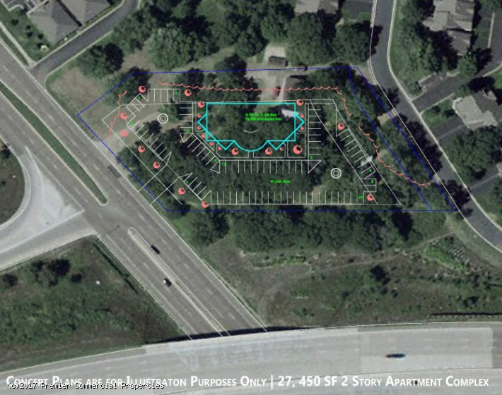 Coon Rapids Land for Sale | MN | Coon Rapids Blvd