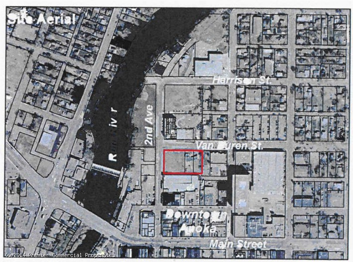 Anoka Land for Sale | MN | Downtown