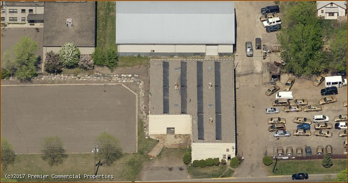 Columbia Heights Industrial Space for Lease | MN | 37th Ave