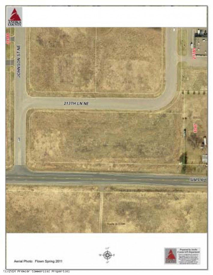 East Bethel Land for Sale | MN | Sims Road & Johnson St