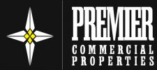 Premier Logo sideways grey