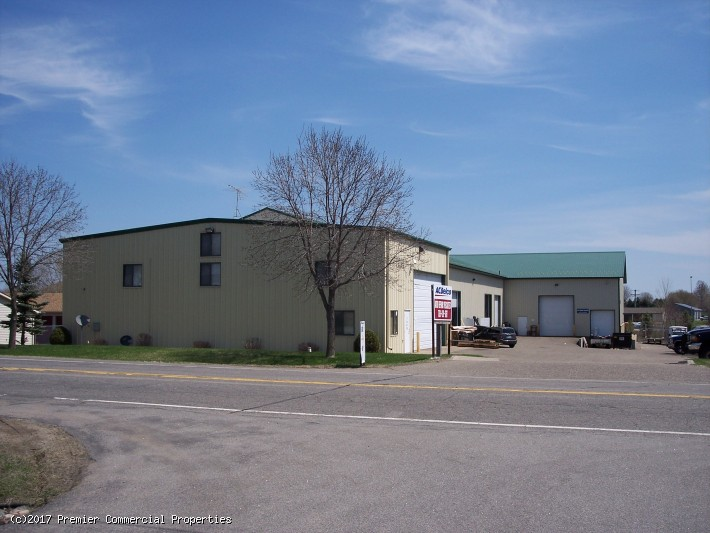 St. Michael | Warehouse Space | For Lease