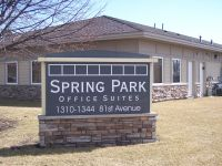 Spring Lake Park Office Space for Lease | MN | End Cap Unit