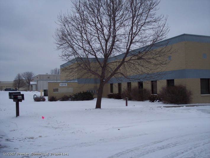 Ham Lake Industrial Space for Lease | MN |NE Lincoln St