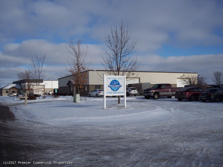 Isanti Industrial Space for Sale | MN | East Dual Blvd
