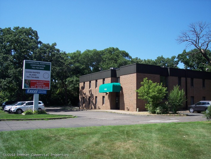 Office Space | For Lease | Coon Rapids