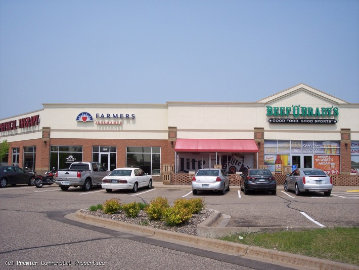 St Francis City Centre Space for Lease | MN | 2 Suites