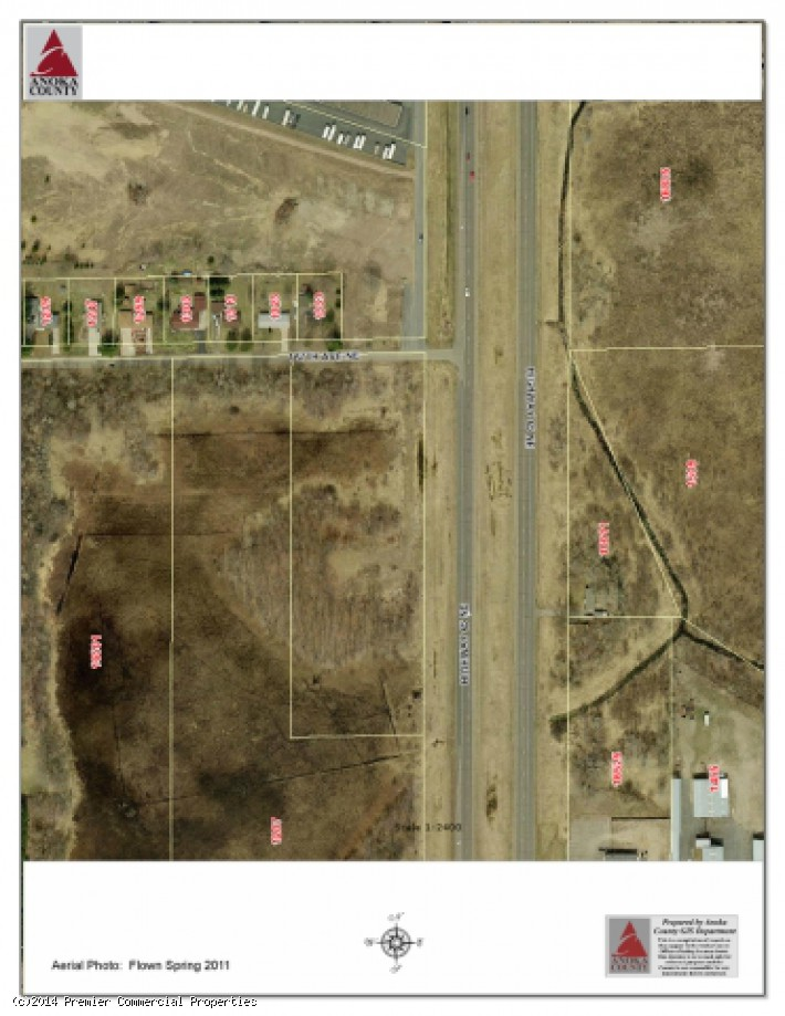 Ham Lake Land for Sale | MN | 167 Ave & Highway 65