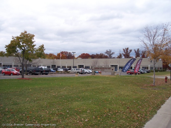 SOLD | Mounds View Office / Industrial Space for Sale | MN | Coral Sea