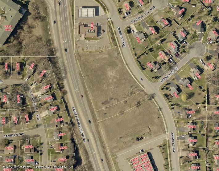 Land for Sale | Ramsey | 3 Out lots