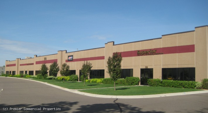Industrial Space | Anoka | For Lease