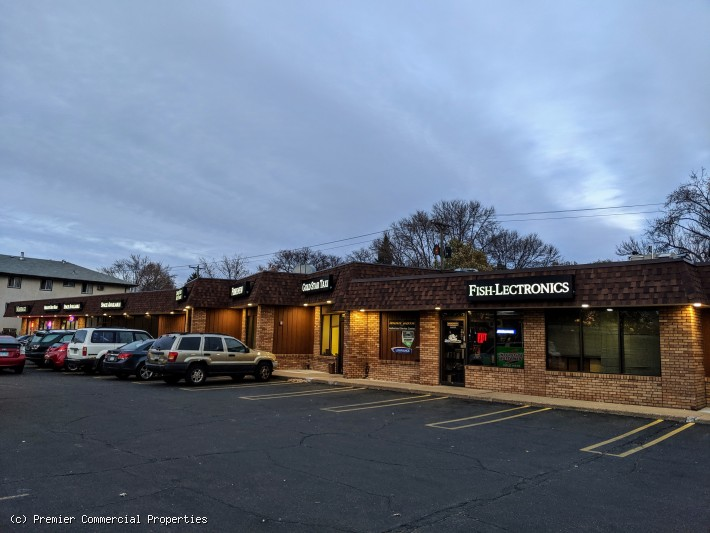 Sunnyside Center | Retail/Showroom Space | For Lease | Columbia Heights