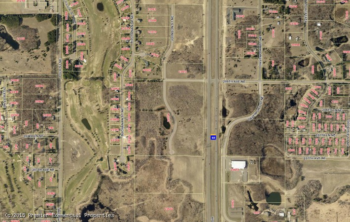 Raw Land Site for Sale | East Bethel