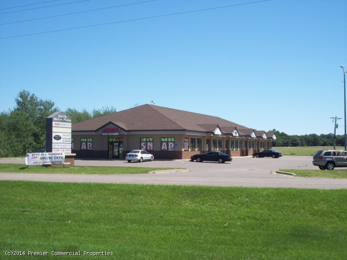 LEASED | East Bethel Retail / Office Space | MN | 1 Suite